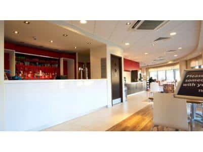 London Greenwich - Bar-Café