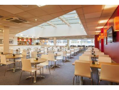 London Central City Road Hotel - Bar Cafe
