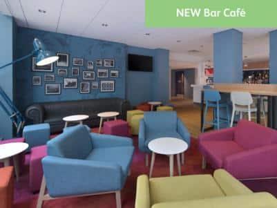 London Waterloo BarCafe