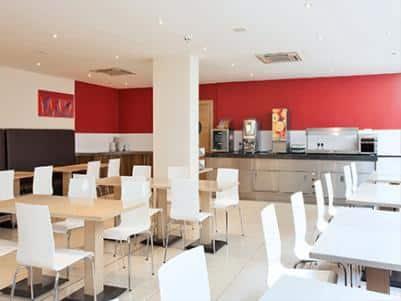 London Central Aldgate East Bar Cafe
