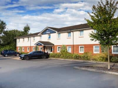 Coventry Binley hotel exterior