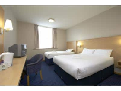 Galway City - Twin room