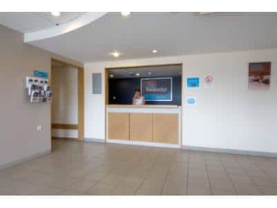 Glenrothes - Hotel reception