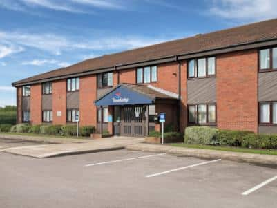 Grantham South Witham - Hotel exterior