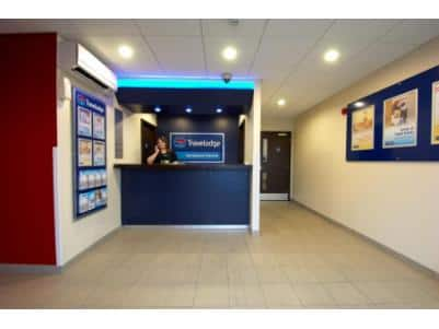 Hartlepool Marina - Hotel reception