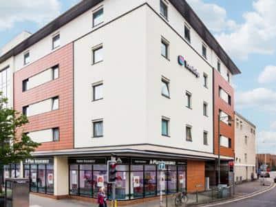 Horsham Central - Hotel exterior