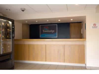 Inverness Fairways - Hotel reception