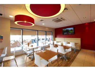 Ipswich - Bar Cafe