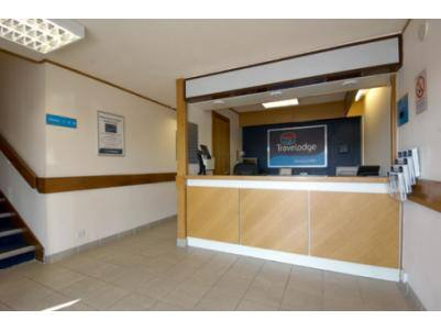 Kinross M90 - Hotel reception