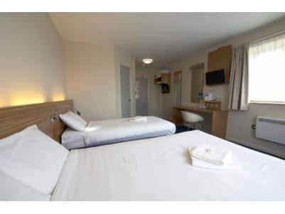 Limerick Ennis Road - Twin room