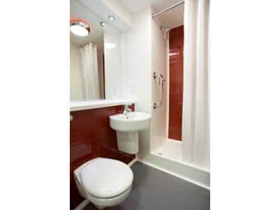 London Vauxhall - Double bathroom