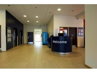 London Woolwich - Hotel reception