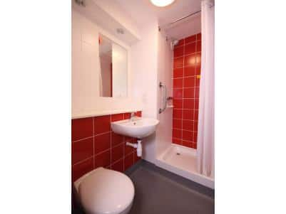 Double bathroom