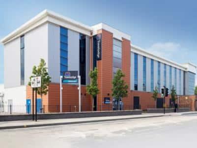 Middlesbrough - Hotel exterior