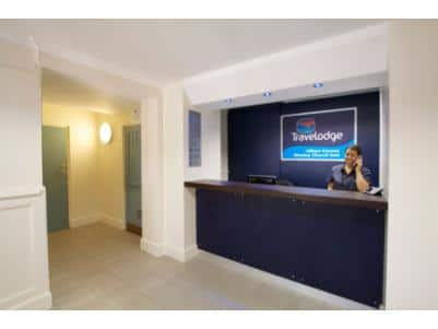 Milton Keynes Shenley Church End - Hotel reception
