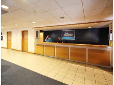 Newcastle Central - Hotel reception
