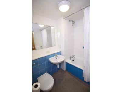 Norwich Central - Family bathroom