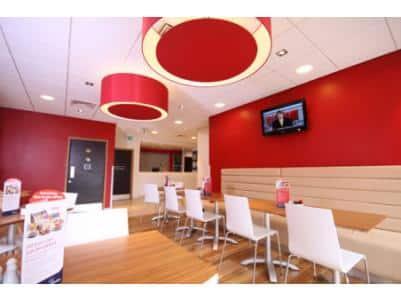 Norwich Central Riverside - Bar Cafe
