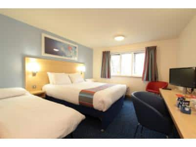 Berwick Upon Tweed Hotel - Family Room