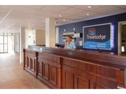Stansted Bishops Stortford - Hotel reception