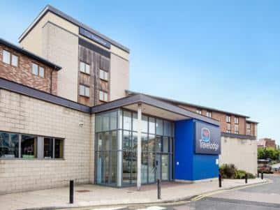 Sunderland Central - Hotel exterior