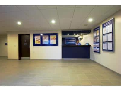Tamworth Central - Hotel reception