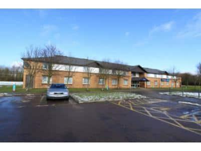 Tamworth M42 - Hotel exterior