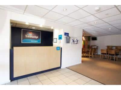 Warrington Central - Hotel reception