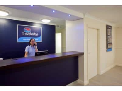 Warrington Lowton - Hotel reception