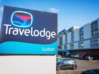 Luton Hotel - Exterior