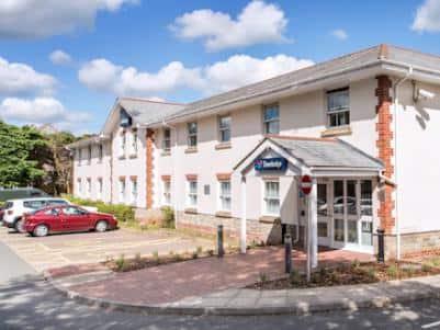 Plymouth Roborough hotel - exterior