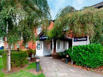 Warrington Lowton hotel - exterior