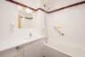 Bodmin Roche - Bathroom with bath