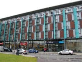 Dublin Airport South - Hotel exterior