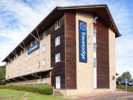 Ashford - Hotel exterior