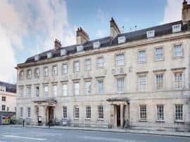 Bath Central - Hotel exterior