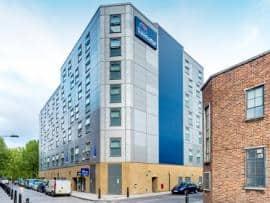 London Bethnal Green Hotel - Exterior