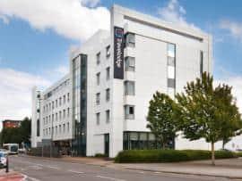 Cardiff Atlantic Wharf - Hotel exterior