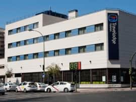 Barcelona Torrelaguna hotel exterior