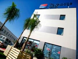 Valencia Airport hotel exterior