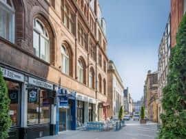 Edinburgh Central Rose Street - Hotel exterior