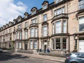 Edinburgh Learmonth Hotel Exterior