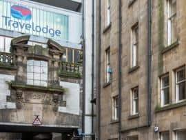 Edinburgh Central Princes Street - Hotel exterior