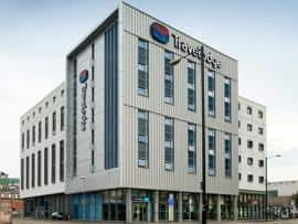 Manchester Central Arena - Hotel exterior