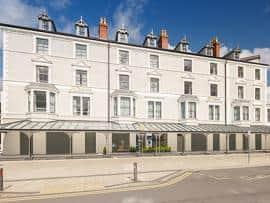 Llandudno hotel exterior