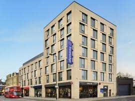 London Hackney hotel exterior