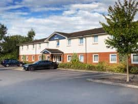 Coventry Binley hotel exterior