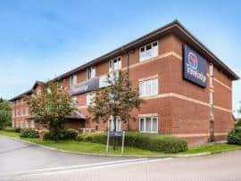 Gateshead - Hotel exterior