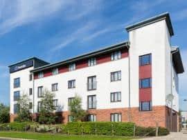 Glasgow Breahead - Hotel exterior