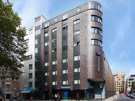 London Central Euston - Hotel exterior